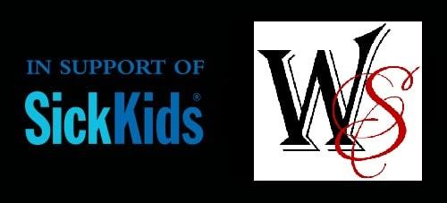 In Support of SickKids