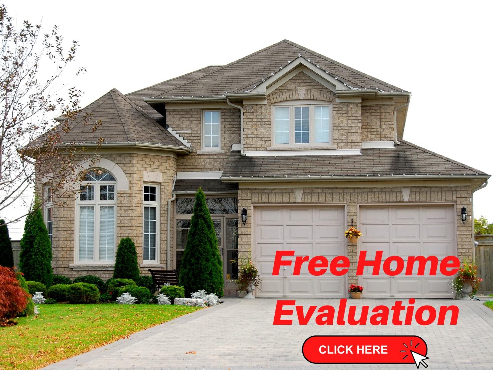 Burlington Free Home Evaluation