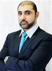 Lawangeen Khan, Sales Representative