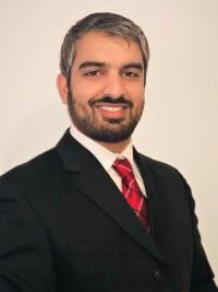 Yasir Khan, Sales Representative